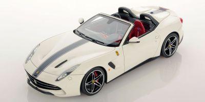 LOOKSMART 1/43scale Ferrari F60 America Bianco Avus (White)  [No.LS443E]