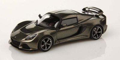 LOOKSMART 1/43scale Lotus Exige S Military Grey [No.LSLT01B]