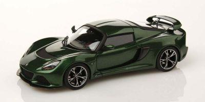 LOOKSMART 1/43scale Lotus Exige S Racing Green [No.LSLT01C]