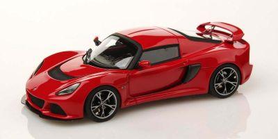 LOOKSMART 1/43scale Lotus Exige S Ardent Red [No.LSLT01D]
