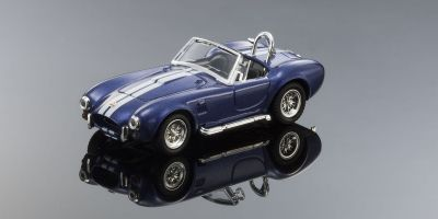 LUCKY DIE CAST 1/43scale 1964 Shelby Cobra 427 S/C BLUE [No.LUC94227BL]