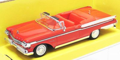 LUCKY DIE CAST 1/43scale 1957 Mercury Tumpike Cruiser RED [No.LUC94253R]