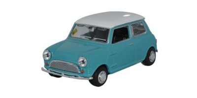 "OXFORD 1/43scale Mini Cooper  Blue  ""You Have Been Nicked""  ticket   [No.OXMIN020]"