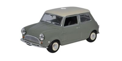 OXFORD 1/43scale Mini Cooper  tweed Gray   [No.OXMIN021]