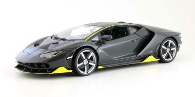 MAISTO 1/18scale Lamborghini Centenario Metallic Gray  [No.MS31386MGR]