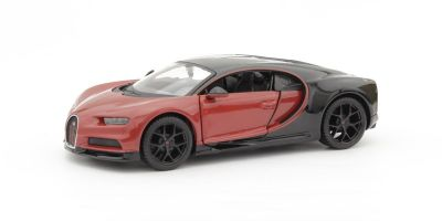 MAISTO 1/24scale Bugatti Shillong Sports (Black / Red)  [No.MS31524BKR]