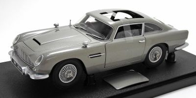 "MATTEL (HOT WHEELS) 1/18scale Aston Martin DB5 Bondoka ""007 Gold Finger"" ※ Heritage  [No.MTCMC95]"