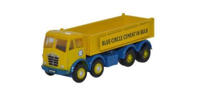 OXFORD 1/148scale Foden FG Tipper Blue Circle Cement  [No.OXNFG004]