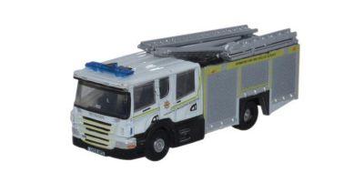 OXFORD 1/148scale Scania pump truck Ladder Grampian F & R  [No.OXNSFE003]