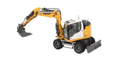 NZG 1/50scale LIEBHERR A910 compact Litronic hydraulic excavator  [No.NZG1000]