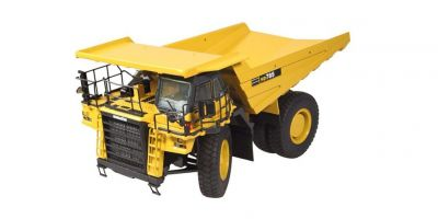 NZG 1/50scale KOMATSU HD785 Dump Truck  [No.NZG857]