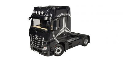 NZG 1/18scale Mercedes Benz Actros Giga Space 4 x 2 Track Tractor FH 25 Black  [No.NZG952-50]