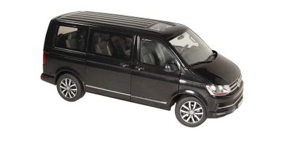 NZG 1/18scale VW T6 Multivan High Line Black  [No.NZG954-50]