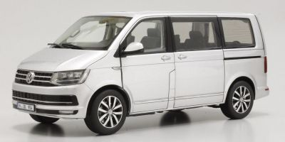 NZG 1/18scale VW T6 Multivan Silver  [No.NZG954-55]