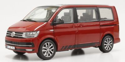 NZG 1/18scale VW T6 Multivan Edition30 Red  [No.NZG9542-10]