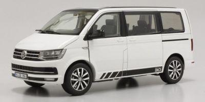 NZG 1/18scale VW T6 Multivan Edition30 White  [No.NZG9542-40]