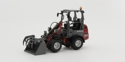 NZG 1/32scale WEIDEMANN 1160E hoftrac articulated farm loader  [No.NZG985]