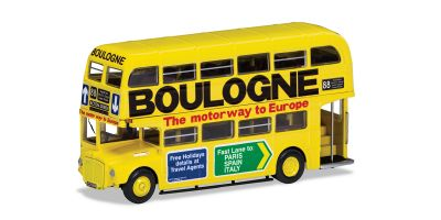 CORGI 1/76scale AEC Type Double Decker Bus RM-Transport in London 359 CLT Route 88 Acton Green 'Boulogne, The motorway to Europe'  [No.CGOM46315A]