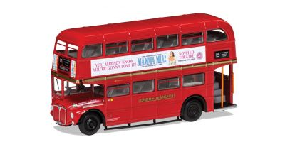 CORGI 1/76scale AEC type double-decker bus RM ALM 50B Heritage Route 15 Tower Hill'Mamma Mia! '  [No.CGOM46316A]