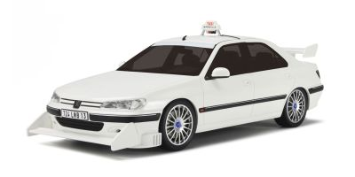 OttO mobile 1/18scale Peugeot 406 Taxi WHITE [No.OTM169]