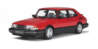 OttO mobile 1/18scale Saab 900 Turbo RED [No.OTM181]