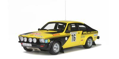 OttO mobile 1/18scale Opel Kadett GTE group 4 Yellow/Black  Monte Carlo 1976 Rohrl / Berger  [No.OTM195]