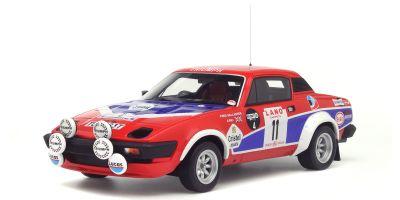 OttO mobile 1/18scale Triumph TR7 V8 Gr.4 Manx Trophy 1980 Red/Blue/White [No.OTM220]