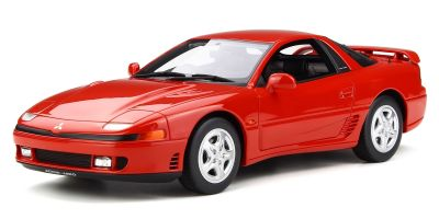 OttO mobile 1/18scale Mitsubishi GTO twin turbo (red) [No.OTM233]
