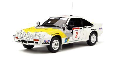 OttO mobile 1/18scale Opel Manta 400 Group B White / Yellow [No.OTM245]