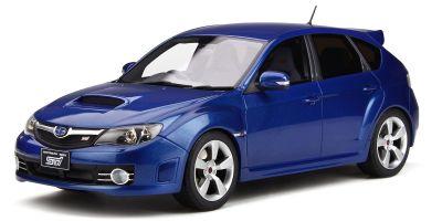 OttO mobile 1/18scale Subaru Impreza WRX STI (Blue)  [No.OTM250]