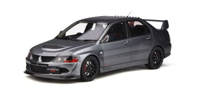 OttO mobile 1/18scale Mitsubishi Lancer Evolution 8 MR FQ-400 (Gray Metallic)  [No.OTM301]