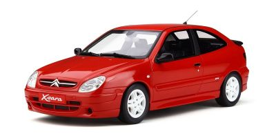 OttO mobile 1/18scale Citroën Xsara Sport Phase1 (Red)  [No.OTM305]