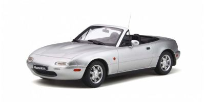 OttO mobile 1/18scale Mazda MX-5 (Silver)  [No.OTM321]