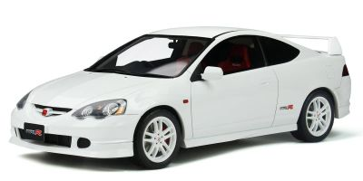 OttO mobile 1/18scale Honda Integra Type R (DC5) (White) World limited 2,000  [No.OTM348]