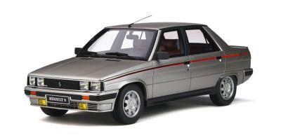 OttO mobile 1/18scale Renault 9 Turbo Phase.1 (Silver)  [No.OTM540]