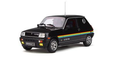 OttO mobile 1/18scale Renault 5 Le Car Van (black)  [No.OTM555]