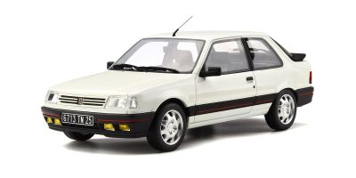 OttO mobile 1/18scale Peugeot 309 GTI Phase 1 White [No.OTM598]