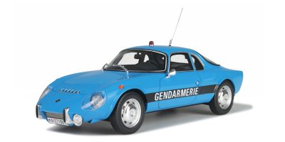 OttO mobile 1/18scale Matra Djet 5 S Gendarmerie BRI BLUE [No.OTM626]