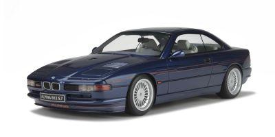 OttO mobile 1/18scale Alpina B12 5.7 (E31) (Alpina Blue)  [No.OTM636]