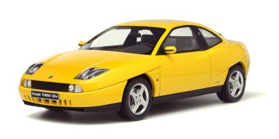 OttO mobile 1/18scale Fiat Coupe Turbo 20V Yellow [No.OTM644]