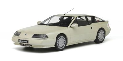 OttO mobile 1/18scale Alpine GTA V6 Turbo White Pearl [No.OTM662]