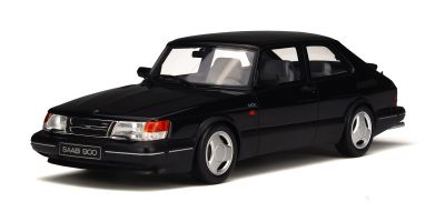 OttO mobile 1/18scale Saab 900 Turbo Phase 1 Black [No.OTM678]