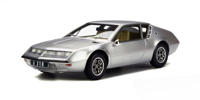 OttO mobile 1/18scale Alpine A310 1600 Silver [No.OTM680]