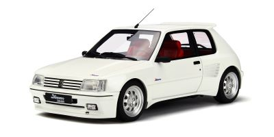 OttO mobile 1/18scale Peugeot 205 Dimma White [No.OTM681]