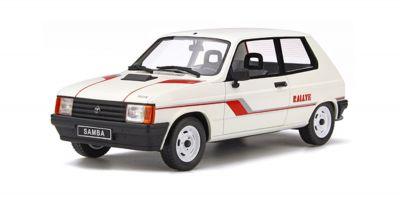 OttO mobile 1/18scale Talbot Samba Rallye (White) [No.OTM694]