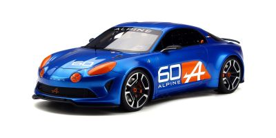 OttO mobile 1/18scale Alpine Celebration Le Mans 2015 Blue [No.OTM696]