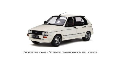 OttO mobile 1/18scale Citroën Visa Gti (White)  [No.OTM720]