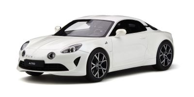 OttO mobile 1/18scale Alpine A110 Pure (White)  [No.OTM736]