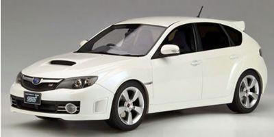 OttO mobile 1/18scale Subaru Impreza WRX STI (White) Hong Kong Exclusive Model  [No.OTM004RT]