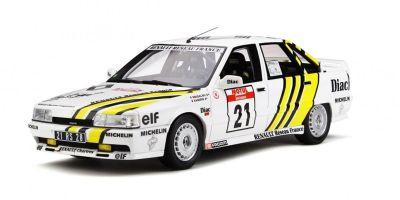 OttO mobile 1/18scale Renault 21 Turbo Gr.N (White / Yellow)  [No.OTM317]